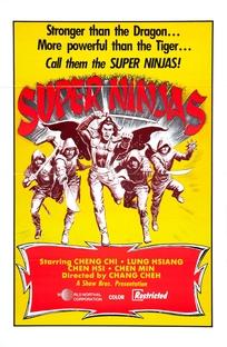 O Super Dragão Chinês - Poster / Capa / Cartaz - Oficial 2