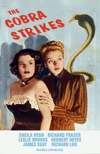 The Cobra Strikes - Poster / Capa / Cartaz - Oficial 2