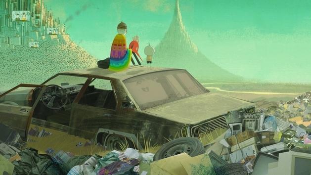 Longa brasileiro de animação leva principal prêmio em festival francês