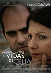 Las Vidas de Celia - Poster / Capa / Cartaz - Oficial 2