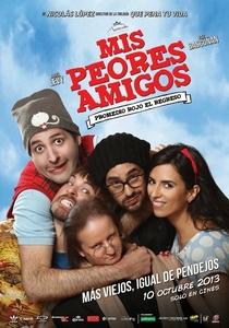 Mis Peores Amigos: Promedio Rojo El Regreso - Poster / Capa / Cartaz - Oficial 1