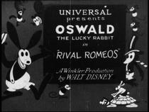 Rival Romeos - Poster / Capa / Cartaz - Oficial 1