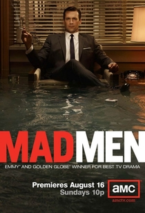 Mad Men (3ª Temporada) - Poster / Capa / Cartaz - Oficial 1
