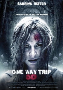 One Way Trip 3D - Poster / Capa / Cartaz - Oficial 1