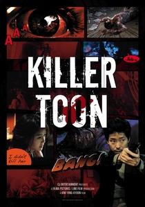 Killer Toon - Poster / Capa / Cartaz - Oficial 2