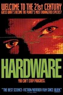 Hardware - O Destruidor do Futuro - Poster / Capa / Cartaz - Oficial 1