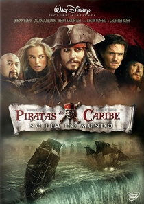 Piratas do Caribe: No Fim do Mundo - Poster / Capa / Cartaz - Oficial 1