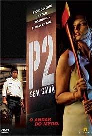 P2 - Sem Saída - Poster / Capa / Cartaz - Oficial 2
