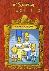Os Simpsons - Clássicos - Crime e Punição - Poster / Capa / Cartaz - Oficial 1