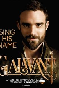 Galavant (1ª Temporada) - Poster / Capa / Cartaz - Oficial 2