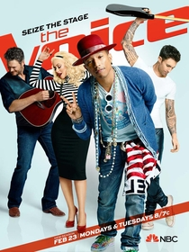 The Voice (8ª Temporada) - Poster / Capa / Cartaz - Oficial 5