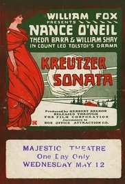 Kreutzer Sonata - Poster / Capa / Cartaz - Oficial 1
