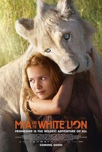 A Menina e o Leão - Poster / Capa / Cartaz - Oficial 1