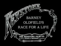 Barney Oldfield's Race for a Life - Poster / Capa / Cartaz - Oficial 2