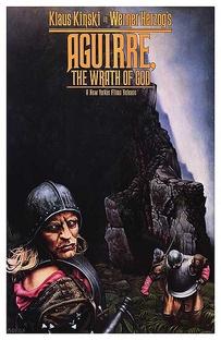 Aguirre, a Cólera dos Deuses - Poster / Capa / Cartaz - Oficial 3
