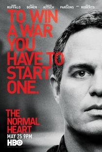 The Normal Heart - Poster / Capa / Cartaz - Oficial 2