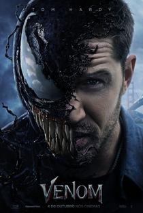 Venom - Poster / Capa / Cartaz - Oficial 2