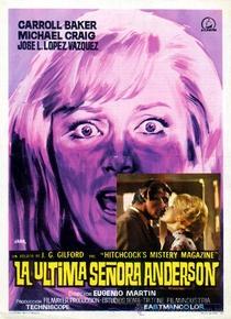 A Quarta Vítima - Poster / Capa / Cartaz - Oficial 1