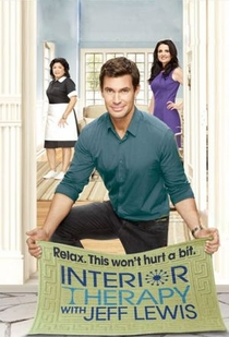 Interior Therapy with Jeff Lewis - Poster / Capa / Cartaz - Oficial 1