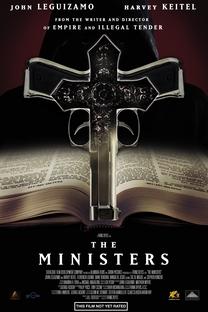 Justiceiros de Deus - Poster / Capa / Cartaz - Oficial 2