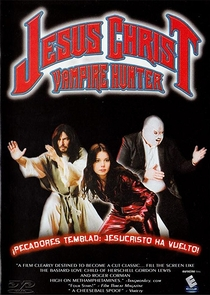 Jesus Cristo Caçador de Vampiros - Poster / Capa / Cartaz - Oficial 2