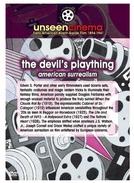 Unseen Cinema: The Devil's Plaything (Unseen Cinema: Early American Avant-Garde Film 1894-1941 Vol. 2)