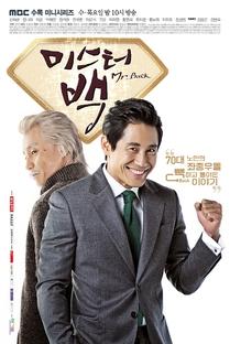 Mr. Back - Poster / Capa / Cartaz - Oficial 2