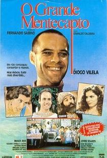 O Grande Mentecapto - Poster / Capa / Cartaz - Oficial 1
