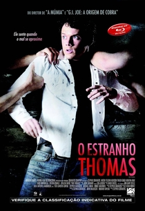O Estranho Thomas - Poster / Capa / Cartaz - Oficial 4