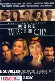 More Tales of the City - Poster / Capa / Cartaz - Oficial 1