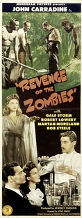 A Vingança dos Zombies - Poster / Capa / Cartaz - Oficial 1