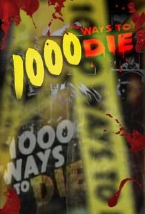 Mil Maneiras de Morrer (4ª Temporada) - Poster / Capa / Cartaz - Oficial 1