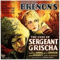 O Sargento Grischa - Poster / Capa / Cartaz - Oficial 1