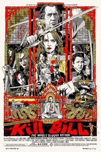 Kill Bill: O Inteiro Caso Sangrento - Poster / Capa / Cartaz - Oficial 1