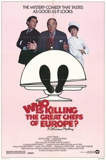 Quem Está Matando os Grandes Chefs da Europa? - Poster / Capa / Cartaz - Oficial 1