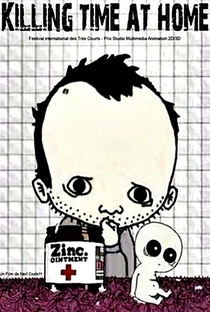 Killing Time at Home - Poster / Capa / Cartaz - Oficial 2