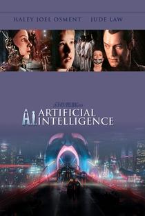 A.I. Inteligência Artificial - Poster / Capa / Cartaz - Oficial 9