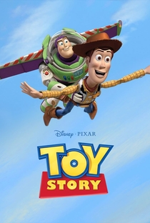 Toy Story - Poster / Capa / Cartaz - Oficial 6