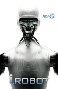 Eu, Robô - Poster / Capa / Cartaz - Oficial 2