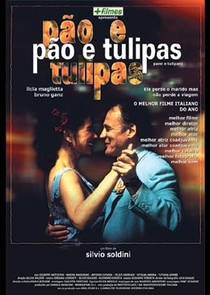 Pão e Tulipas - Poster / Capa / Cartaz - Oficial 2