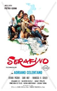 Serafino ou l'amour aux champs - Poster / Capa / Cartaz - Oficial 1
