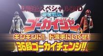 Gokaiger Kodansha Especial - Poster / Capa / Cartaz - Oficial 1