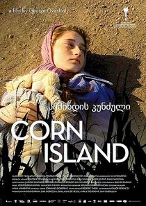A Ilha do Milharal - Poster / Capa / Cartaz - Oficial 3
