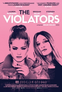 The Violators - Poster / Capa / Cartaz - Oficial 1