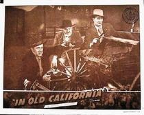 In Old California - Poster / Capa / Cartaz - Oficial 1