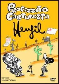 Henfil em Profissão Cartunista - Poster / Capa / Cartaz - Oficial 1
