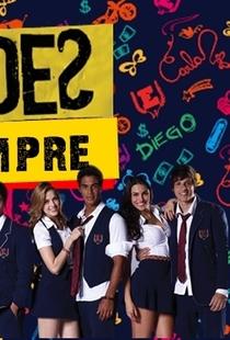 Rebeldes para Sempre  - Poster / Capa / Cartaz - Oficial 1