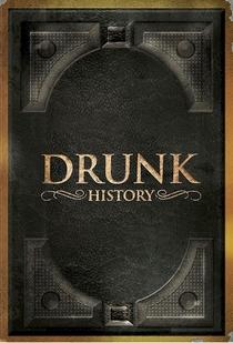 O Lado Embriagado da História (5ª Temporada) - Poster / Capa / Cartaz - Oficial 2