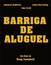 Barriga de Aluguel - Poster / Capa / Cartaz - Oficial 1