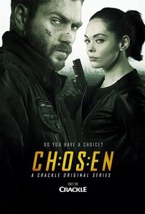 Chosen (3ª Temporada) - Poster / Capa / Cartaz - Oficial 2